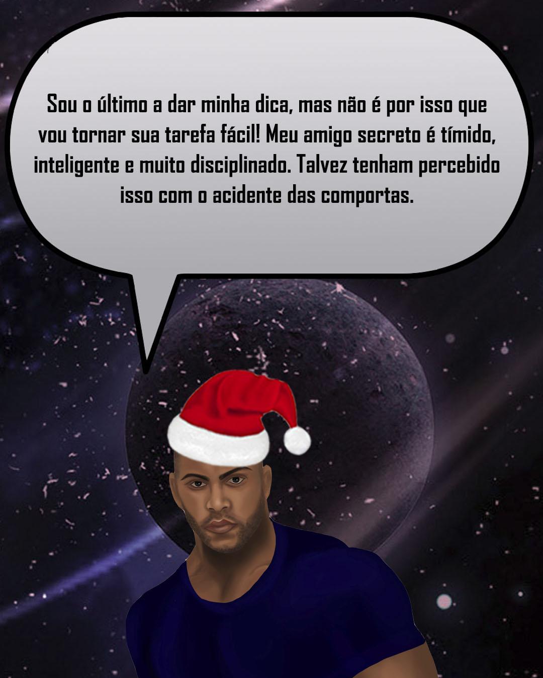 Amigo Secreto de Natal – Dica15
