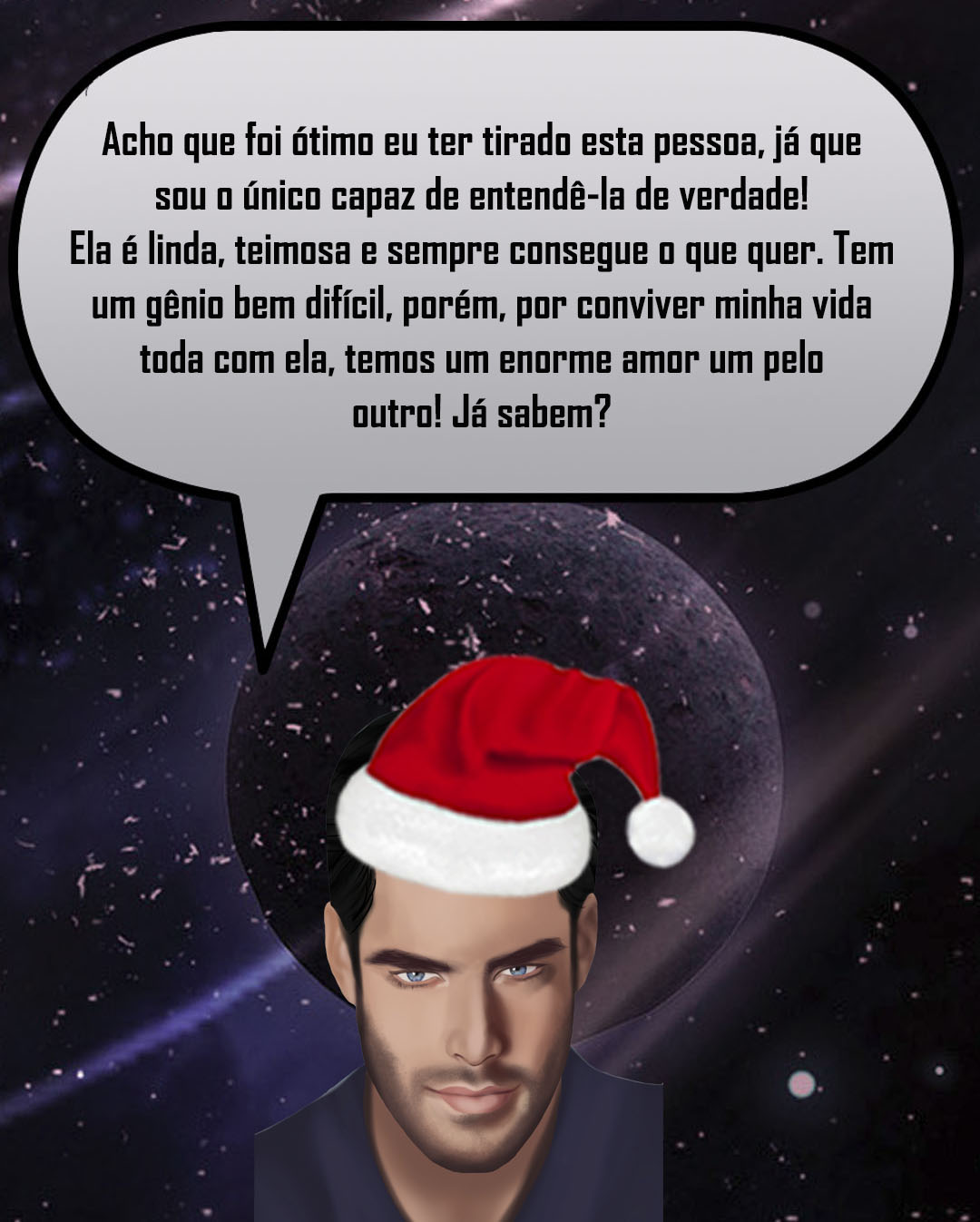 Amigo Secreto de Natal – Dica11