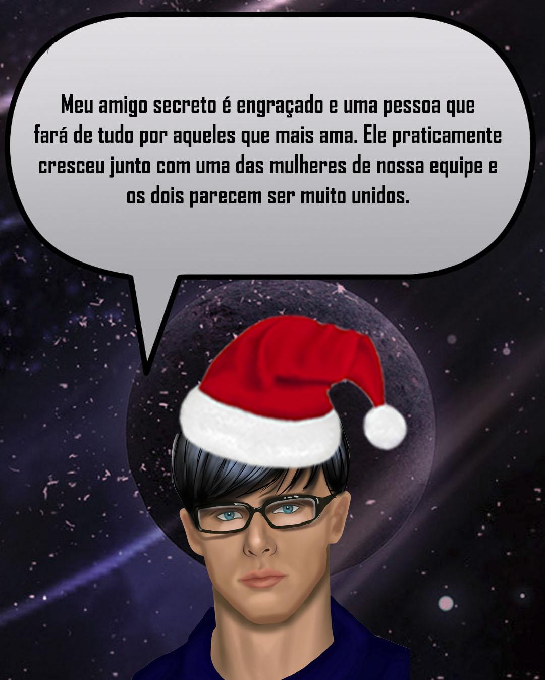 Amigo Secreto de Natal – Dica14